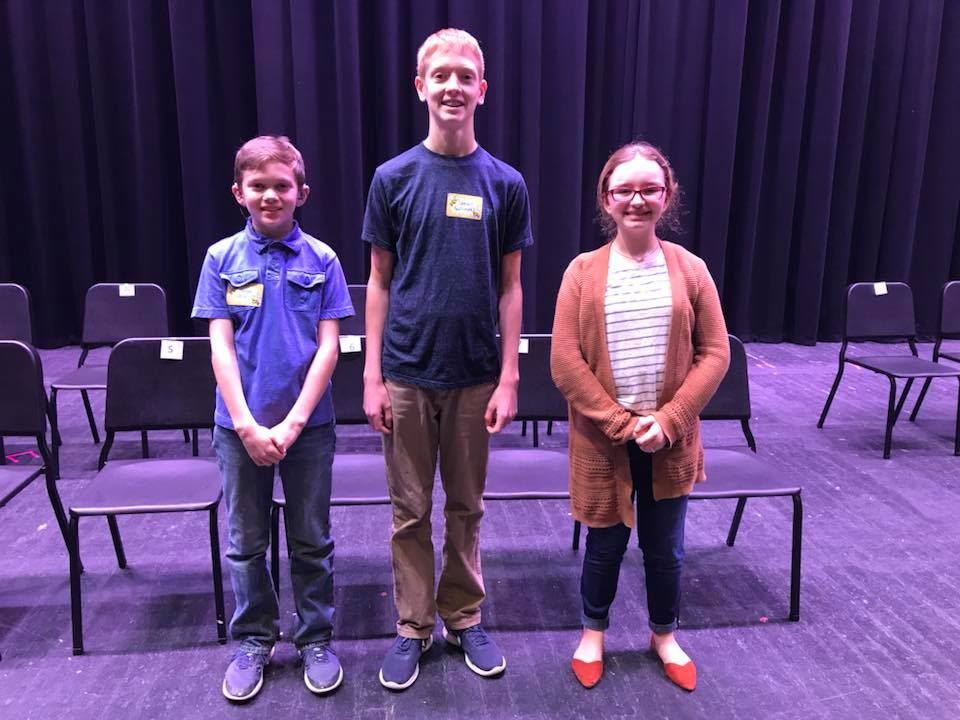 SWMS Crowns 2020 Spelling Bee Champs