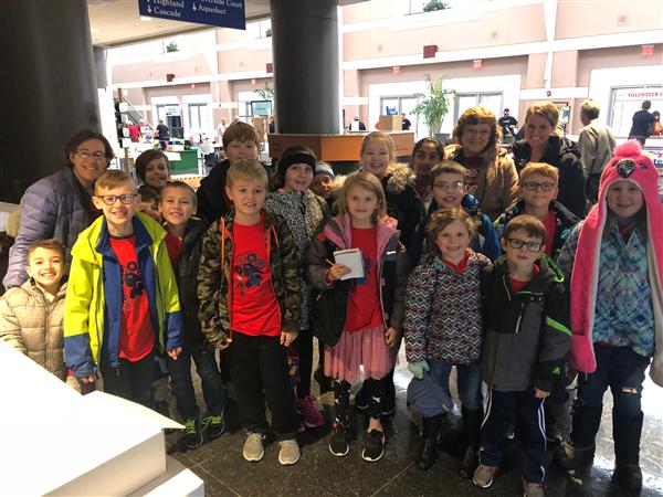 Elementary students enjoy STEAM trip to Rochester
