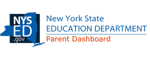 NYSED Parent Dashboard Logo and Link
