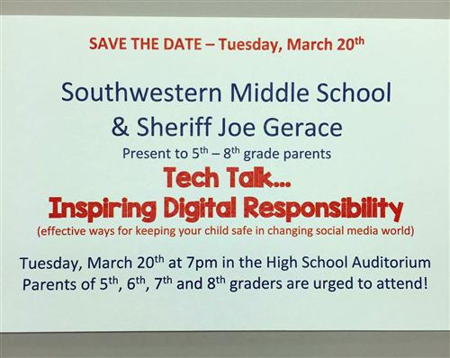 Inspiring Digital Responsibility on March 20